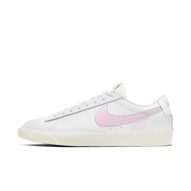 Nike Blazer Low Leather Zapatillas - Hombre - Blanco