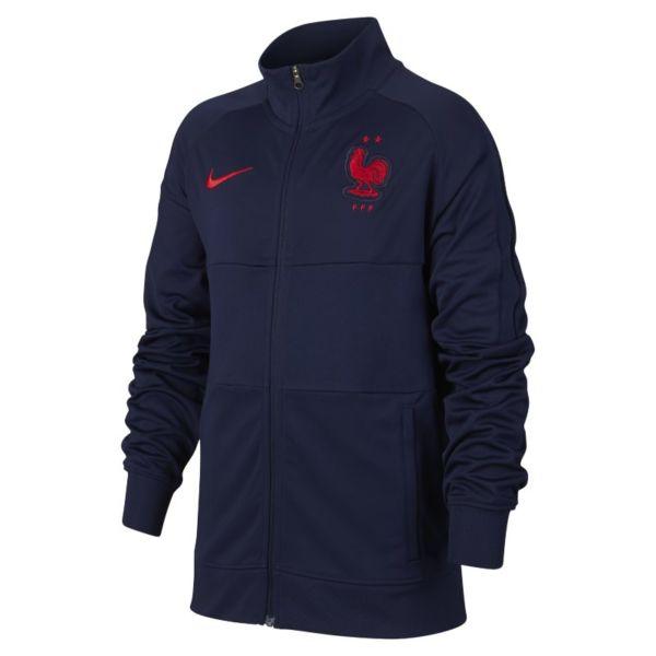 Francia Chaqueta de fútbol - Niño/a - Azul