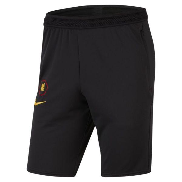 AS Roma Pantalón corto de fútbol - Hombre - Negro