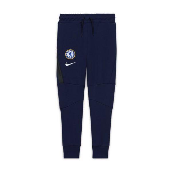 Chelsea FC Pantalón de tejido Fleece - Niño/a - Azul