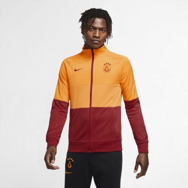 Galatasaray Chaqueta de chándal de fútbol - Hombre - Naranja