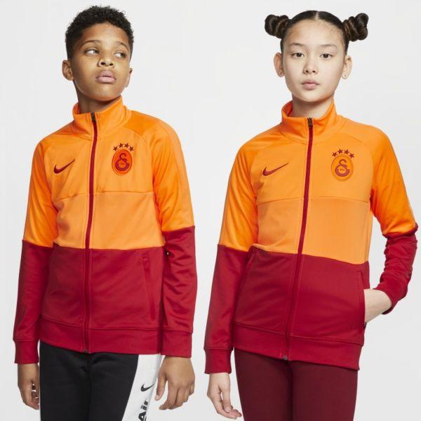 Galatasaray Chaqueta deportiva de fútbol - Niño/a - Naranja