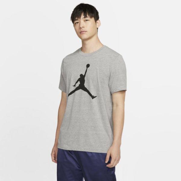 Jordan Jumpman Camiseta - Hombre - Gris