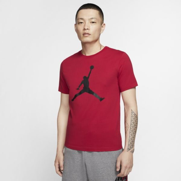 Jordan Jumpman Camiseta - Hombre - Rojo