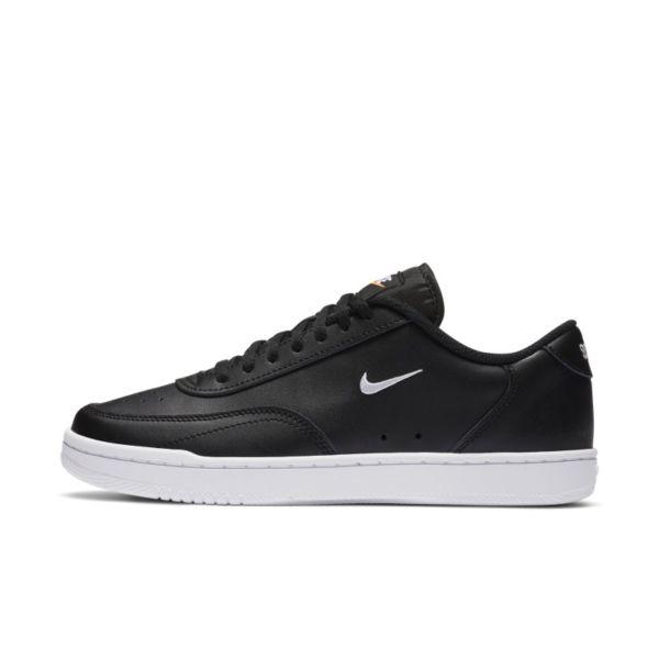 Nike Court Vintage Zapatillas - Mujer - Negro