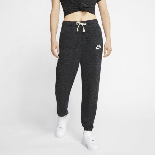 Nike Sportswear Gym Vintage Pantalón - Mujer - Negro