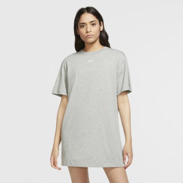Nike Sportswear Essential Vestido - Mujer - Gris