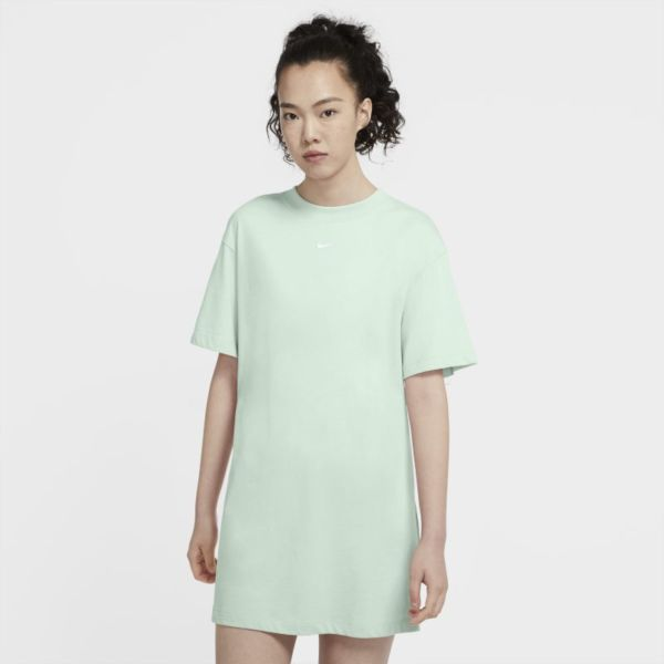 Nike Sportswear Essential Vestido - Mujer - Verde