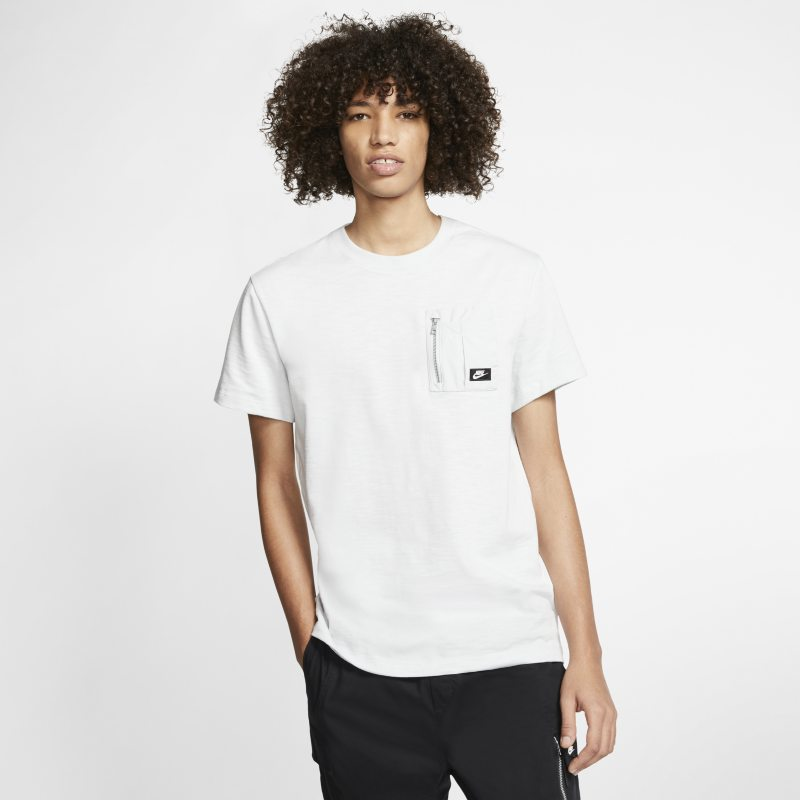 Camiseta de manga corta Nike Sportswear para hombre - Gris