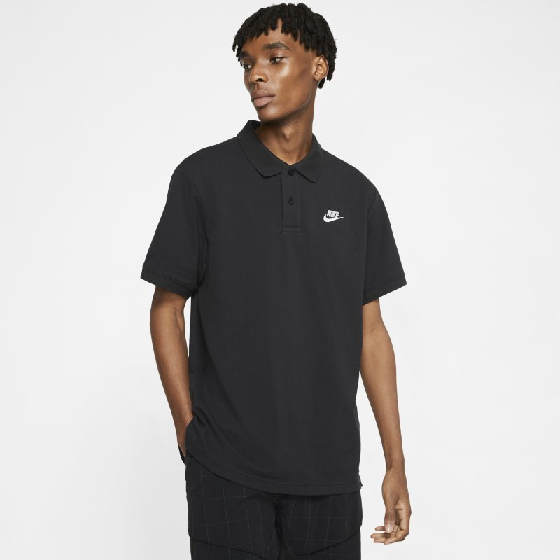 Nike Sportswear Polo - Hombre - Negro