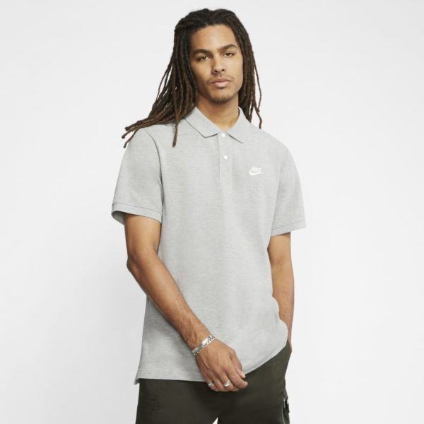 Nike Sportswear Polo - Hombre - Gris