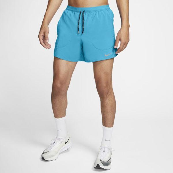 Nike Flex Stride Pantalón corto de running de 13 cm con slip - Hombre - Azul