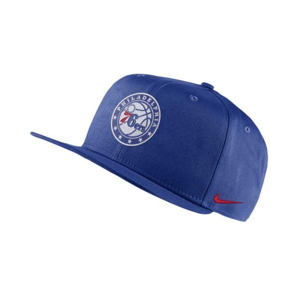 Philadelphia 76ers Nike Pro Gorra de la NBA - Azul
