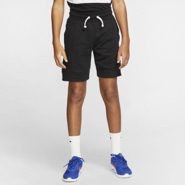Nike Air Pantalón corto - Niño - Negro