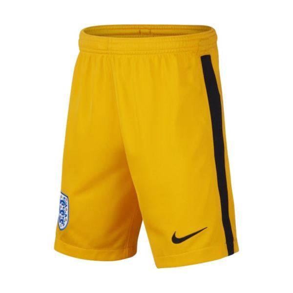 Equipación de portero Stadium Inglaterra 2020 Pantalón corto de fútbol - Niño/a - Amarillo
