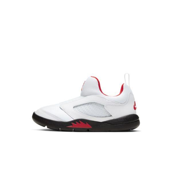Jordan 5 Retro Little Flex Zapatillas - Niño/a pequeño/a - Blanco