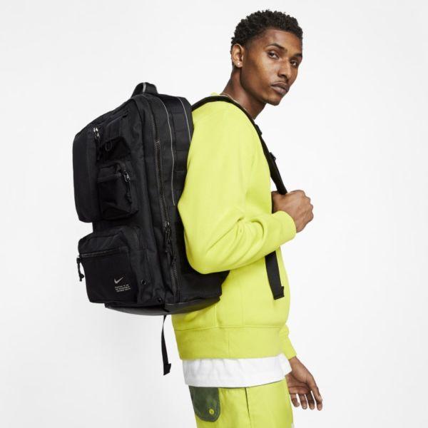 Nike Utility Elite Mochila de entrenamiento - Negro