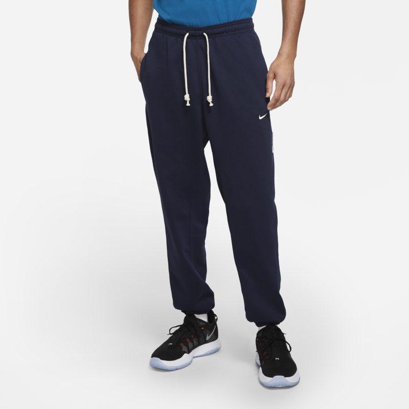 Nike Dri-FIT Standard Issue Pantalón de baloncesto - Hombre - Azul