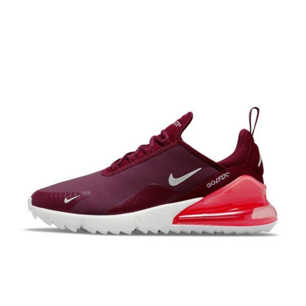 Nike Air Max 270 G Zapatillas de golf - Rojo