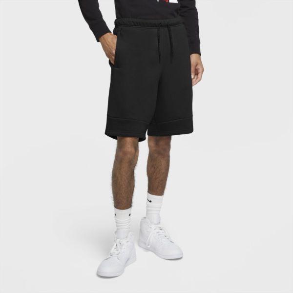 Jordan Jumpman Air Pantalón corto de tejido Fleece - Hombre - Negro