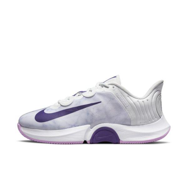 NikeCourt Air Zoom GP Turbo Zapatillas de tenis de pista rápida - Mujer - Gris