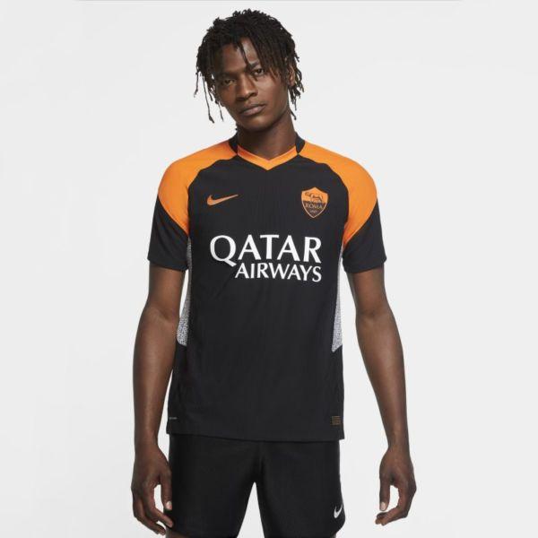 Tercera equipación Vapor Match AS Roma 2020/21 Camiseta de fútbol - Hombre - Negro