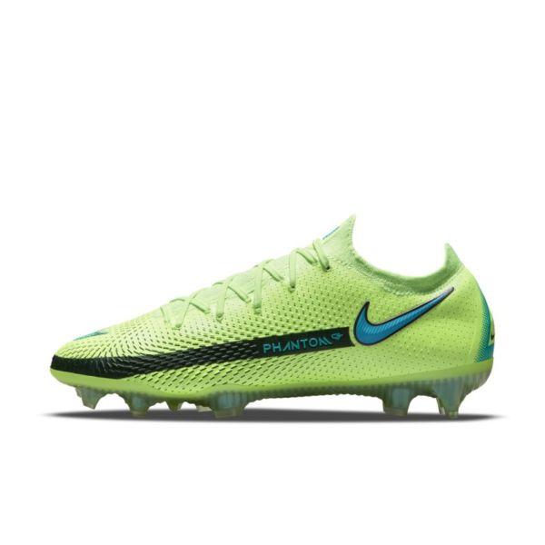Nike Phantom GT Elite FG Botas de fútbol para terreno firme - Verde