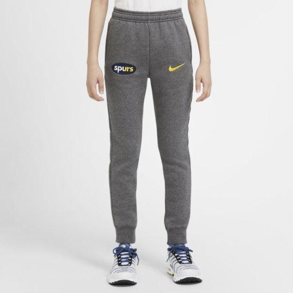 Tottenham Hotspur Pantalón de tejido Fleece de fútbol - Niño/a - Gris