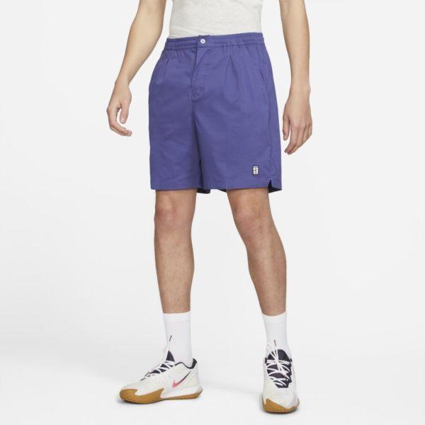 NikeCourt Pantalón corto de tenis - Hombre - Morado