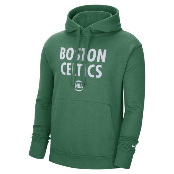 Boston Celtics City Edition Logo Sudadera con capucha Nike NBA - Hombre - Verde