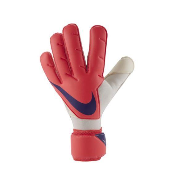 Nike Goalkeeper Vapor Grip3 Guantes de fútbol - Rojo