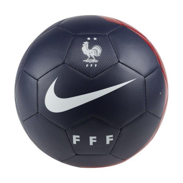 FFF Prestige Balón de fútbol - Azul