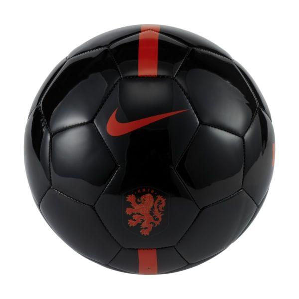 Netherlands Supporters Balón de fútbol - Negro