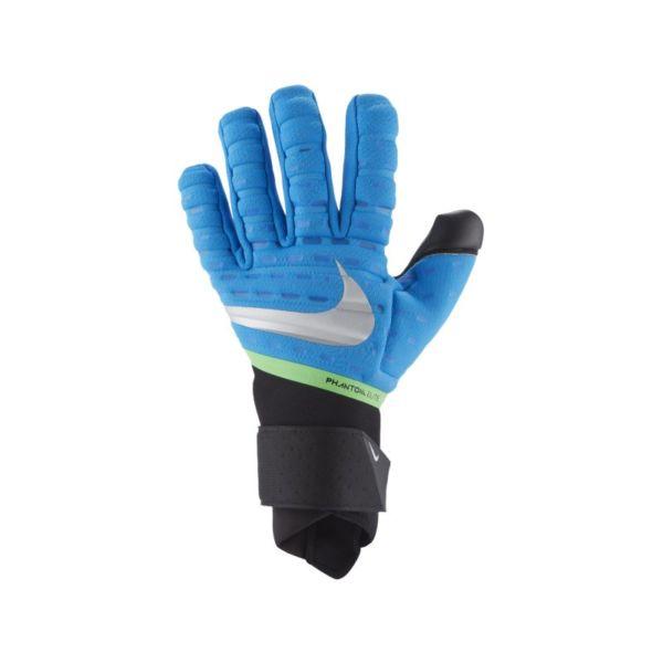Phantom Elite Goalkeeper Guantes de fútbol - Azul