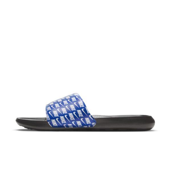 Nike Victory One Chanclas con estampado - Hombre - Azul