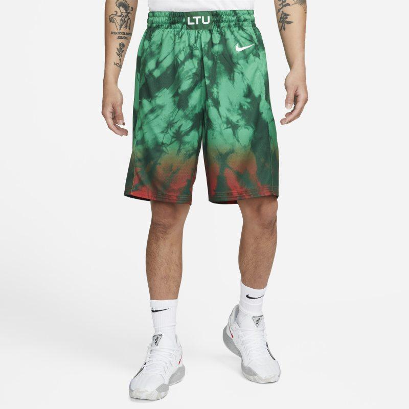 Lithuania Nike (Road) Limited Pantalón corto de baloncesto - Hombre - Verde