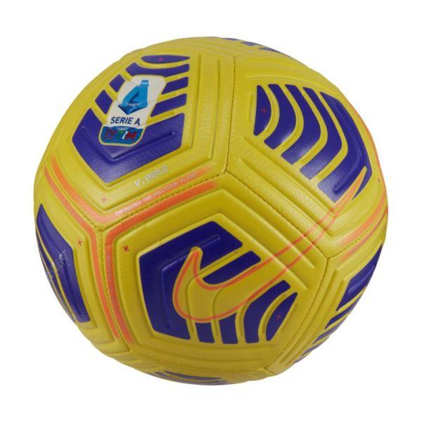 Serie A Strike Balón de fútbol - Amarillo