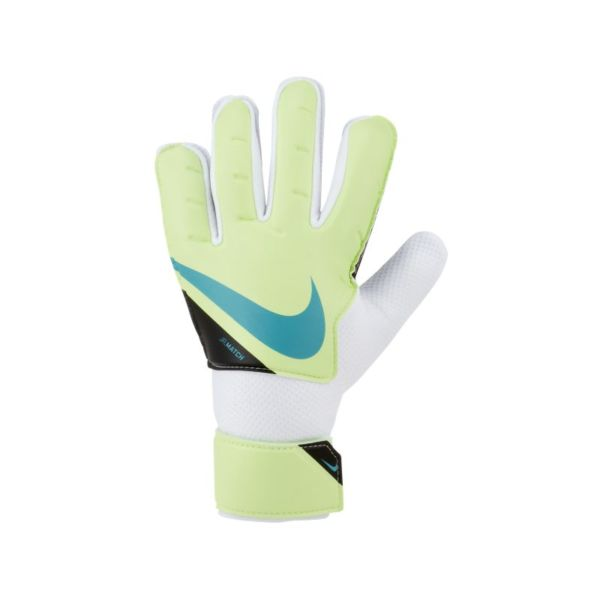 Nike Jr. Goalkeeper Match Guantes de fútbol - Niño/a - Verde
