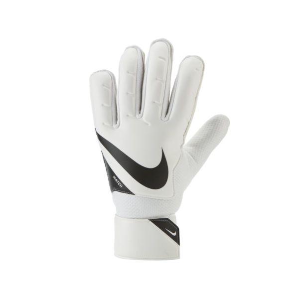 Nike Goalkeeper Match Guantes de fútbol - Blanco