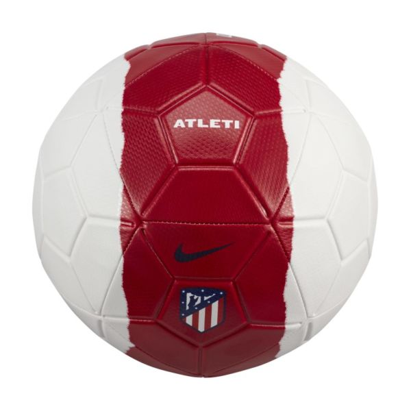 Atlético de Madrid Strike Balón de fútbol - Rojo