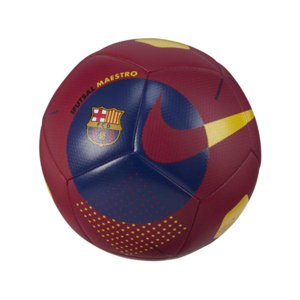 FC Barcelona Futsal Maestro Balón de fútbol - Rojo