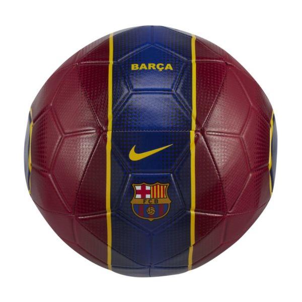 FC Barcelona Strike Balón de fútbol - Rojo