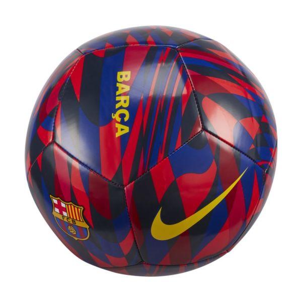 FC Barcelona Pitch Balón de fútbol - Rojo