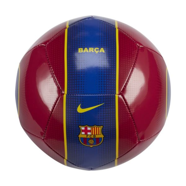 FC Barcelona Skills Balón de fútbol - Rojo