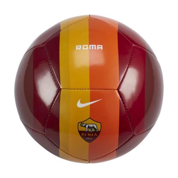 AS Roma Skills Balón de fútbol - Rojo