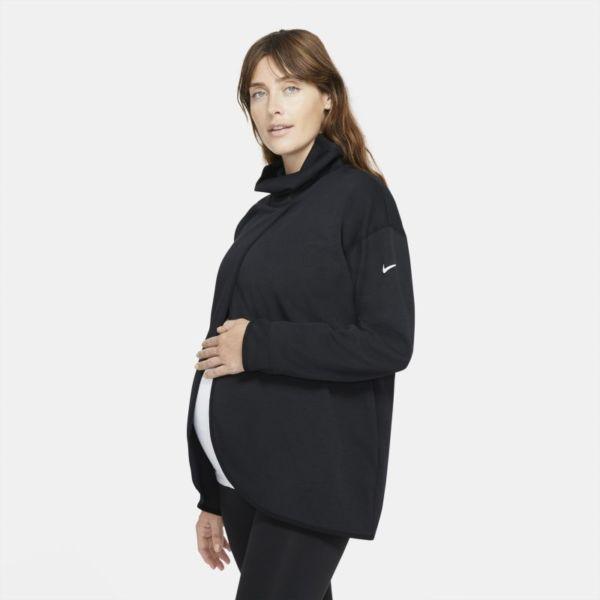 Nike (M) Sudadera - Mujer (Maternity) - Negro