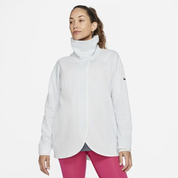 Nike (M) Sudadera - Mujer (Maternity) - Gris