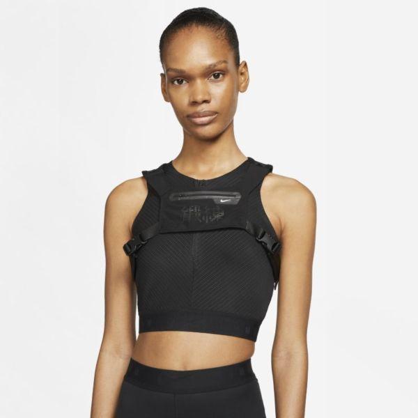 Nike x MMW Camiseta 3 en 1 - Negro