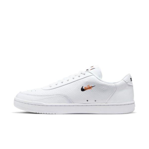 Nike Court Vintage Premium Zapatillas - Hombre - Blanco