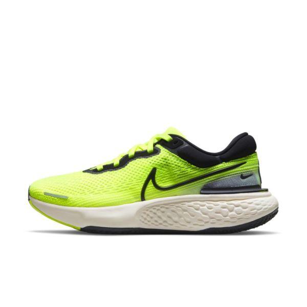 Nike ZoomX Invincible Run Flyknit Zapatillas de running - Hombre - Amarillo